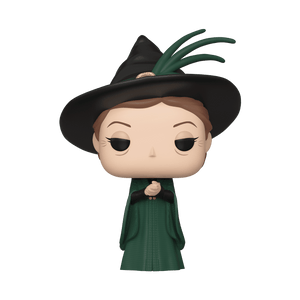 Funko Pop! Harry Potter: Harry Potter S8 - Minerva McGonagall (Yule) - ShopPopONLINE