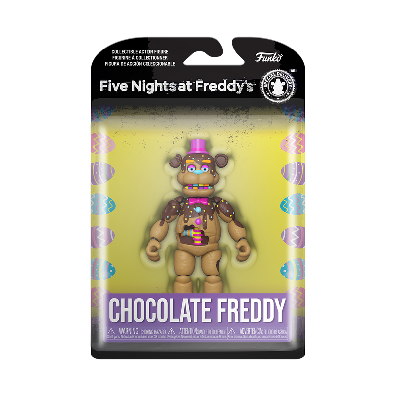 Funko Action Figure: Five Nights at Freddy's - Chocolate Freddy - ShopPopONLINE