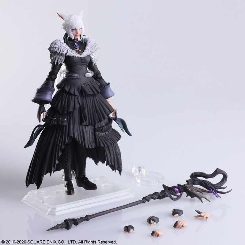Square Enix - Final Fantasy XIV Bring Arts Yshtola Action Figure - ShopPopONLINE