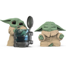 Hasbro Star Wars The Mandalorian Baby Bounties Curious and Meditation Mini-Figures - ShopPopONLINE
