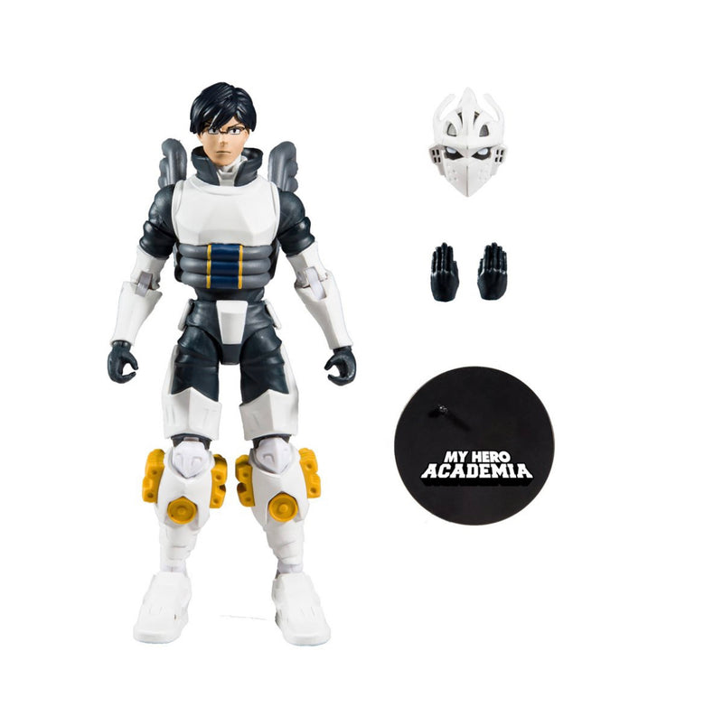 Mcfarlane My Hero Academia Series 3 Tenya Lida 7-Inch Action Figure - ShopPopONLINE