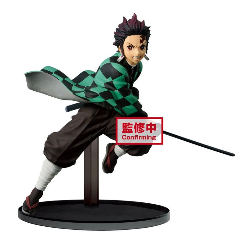 Banpresto Demon Slayer Tanjiro Kamado Vibration Stars Statue - ShopPopONLINE