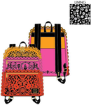 Loungefly COCO Diecut Party Flags Backpack - ShopPopONLINE
