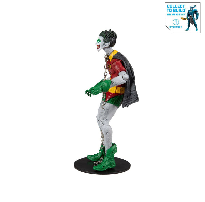 Mcfarlane Toys DC Multiverse Collector Wave 2 Robin Crow 7-Inch Scale Action Figure - ShopPopONLINE