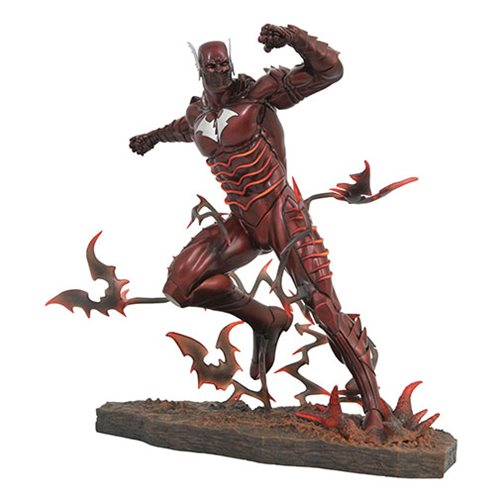 Diamond Select DC Comic Gallery Dark Nights Metal Red Death Statue - ShopPopONLINE