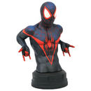 Diamond Select Marvel Mini Busts - 1/6 Scale Miles Morales Spider-Man - ShopPopONLINE