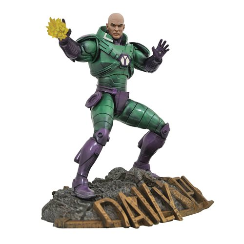 Diamond Select DC Comic Gallery Lex Luthor Statue - ShopPopONLINE