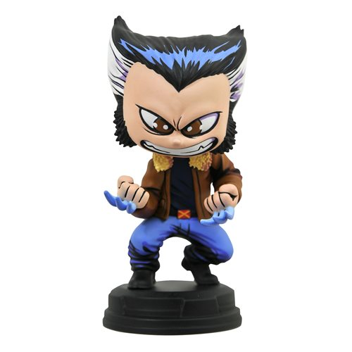 Diamond Select Marvel Animated Logan Statue - ShopPopONLINE