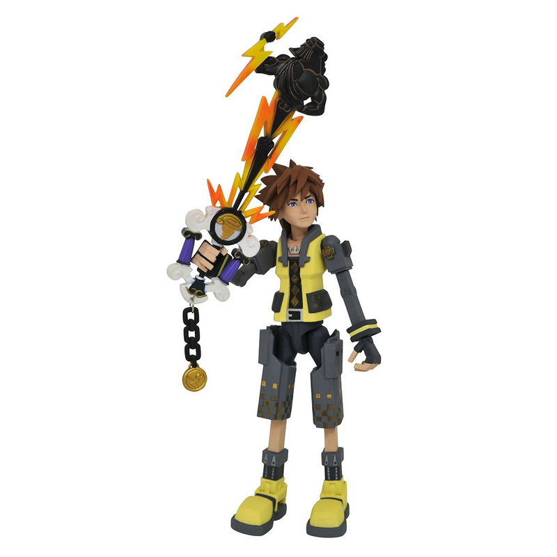 Diamond Select Kingdom Hearts 3 Guardian Form Toy Story Sora Action Figure - ShopPopONLINE