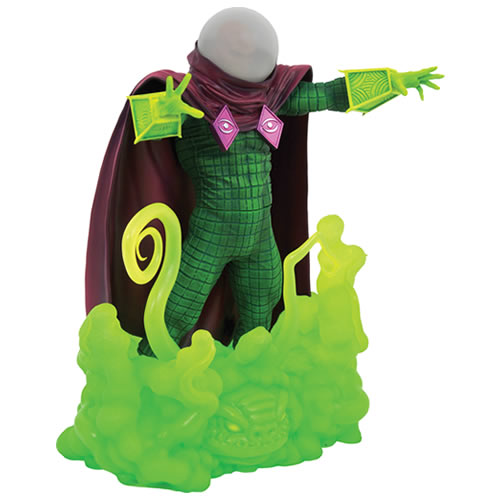 Diamond Select Marvel Comic Gallery Mysterio Statue - ShopPopONLINE