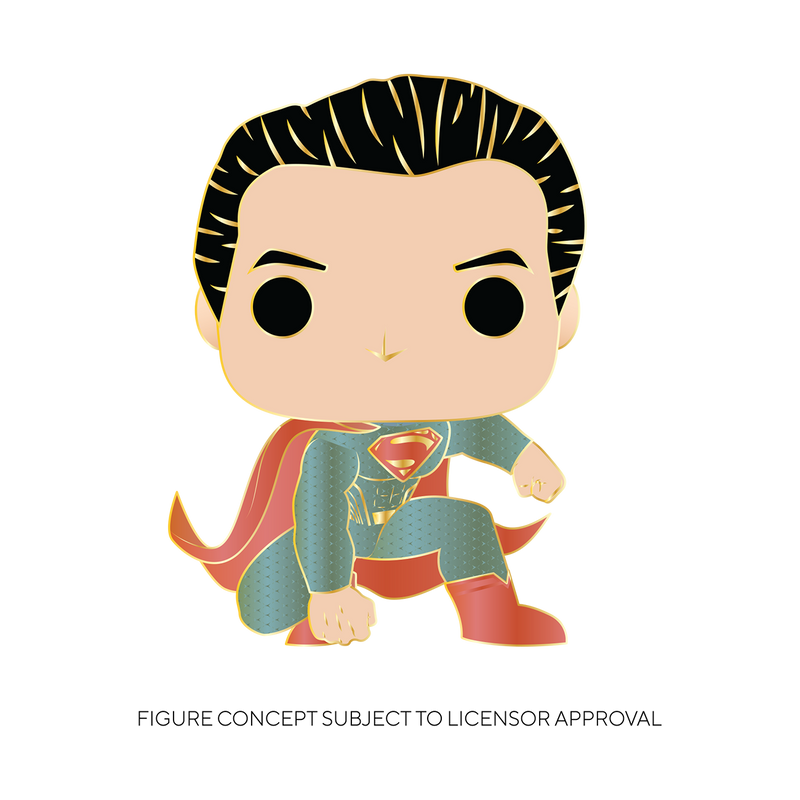 Funko Pop! Pin - Superman - ShopPopONLINE