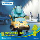 Beast Kingdom - Coin Ride DS-037 Monsters Inc D-Stage Series 6 Statue - ShopPopONLINE