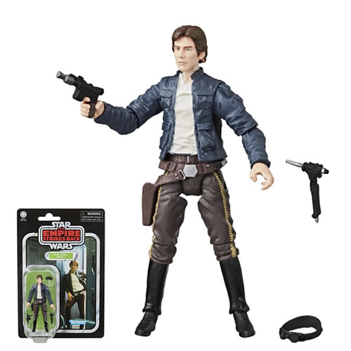 Hasbro Star Wars The Vintage Collection Han Solo (Bespin) 3 3/4-Inch Action Figure - ShopPopONLINE