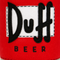 "Kidrobot The Simpsons 10"" Duff Beer Can - ShopPopONLINE"