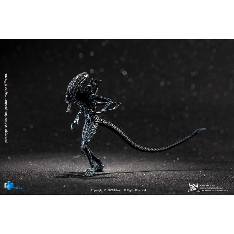 Aliens Figures - 1/18 Scale Blue Alien Warrior Exclusive - ShopPopONLINE