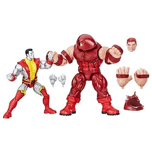 Hasbro Marvel Legends 80th Anniversary Colossus and Juggernaut - ShopPopONLINE