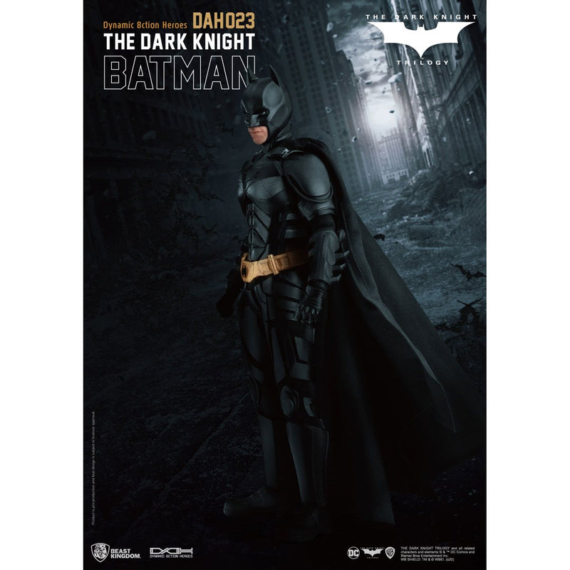 Dynamic 8-ction Heroes Figures - Batman The Dark Knight - DAH-023 Batman Exclusive - ShopPopONLINE