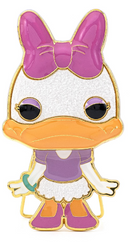 Funko Pop! Pins: Disney - Large Enamel Pin - Daisy Duck - ShopPopONLINE
