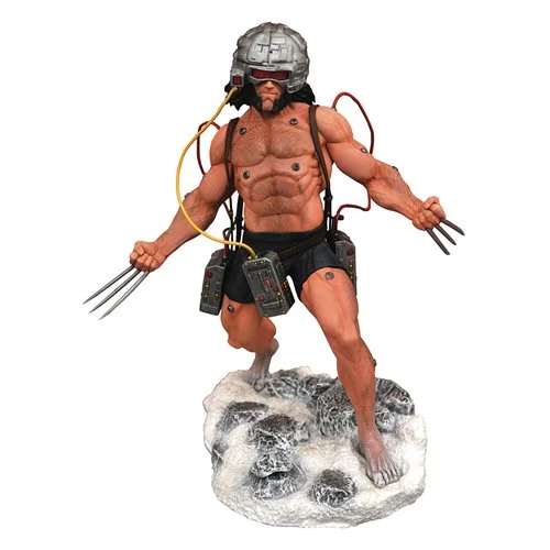 Diamond Select Marvel Gallery Comic Weapon X Statue - ShopPopONLINE