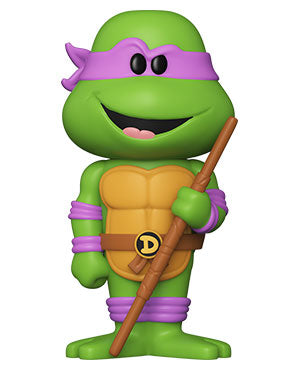 Funko Vinyl SODA: TMNT- Donatello 1/6 Chance of (GW) Chase - ShopPopONLINE