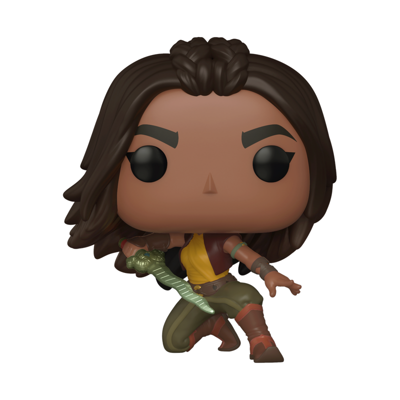 Funko Pop! Disney: Raya and the Last Dragon- Raya (warrior pose) - ShopPopONLINE