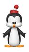 Funko Vinyl SODA: Chilly Willy - Chilly Willy 1/6 Chase - ShopPopONLINE