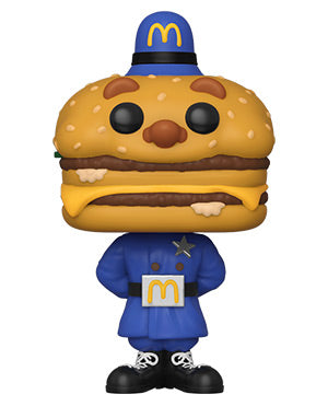 Funko Pop! Ad Icons: McDonald's - Officer Mac - ShopPopONLINE
