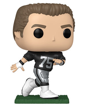 Funko Pop! NFL: Legends - Howie Long (Raiders) - ShopPopONLINE