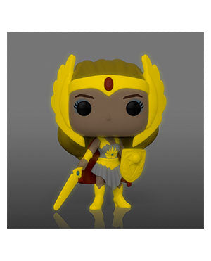 Funko POP Vinyl: MOTU - Classic She-Ra (GW) (FS) Specialty Series Exclusive - ShopPopONLINE