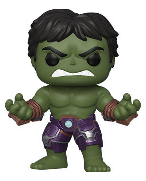 Funko POP Marvel: Avengers Game - Hulk (Stark Tech Suit) - ShopPopONLINE