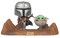 Funko Pop! Moment: Mandalorian - Mandalorian & Child - ShopPopONLINE