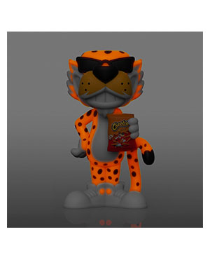 Funko Vinyl SODA: Cheetos - Chester 1/6 Chance of Chase (Glow) LE 12500 pcs - ShopPopONLINE