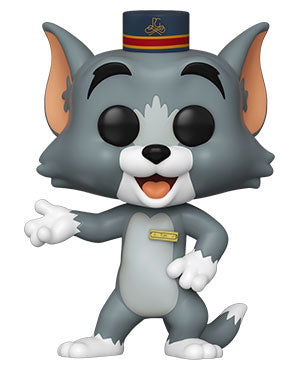 Funko POP Movies: Tom and Jerry - Tom - ShopPopONLINE