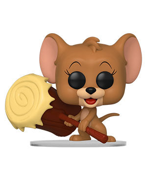 Funko POP Movies: Tom and Jerry - Jerry - ShopPopONLINE