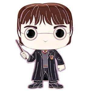 Funko Pop! Pins: Harry Potter - Large Enamel Pin – Harry Potter - ShopPopONLINE