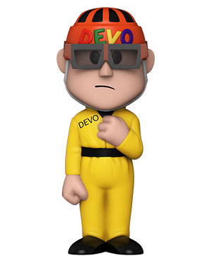 Funko Vinyl SODA: Devo - Satisfaction with 1/6 Chance of Chase Limited Edition - ShopPopONLINE