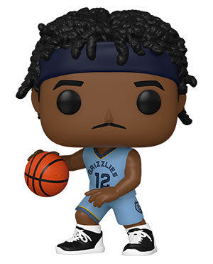 Funko Pop! NBA: Memphis Grizzlies - Ja Morant (Alternate) - ShopPopONLINE