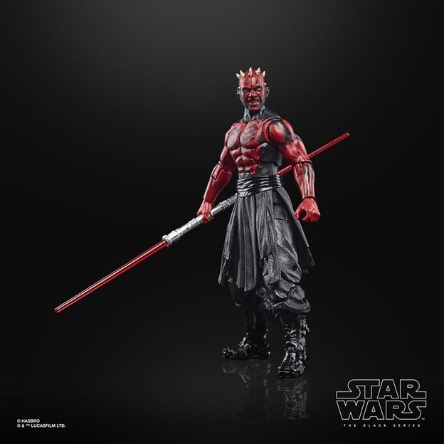 Hasbro Star Wars The Black Series Darth Maul (Sith Apprentice) 6-Inch-Action Figure - ShopPopONLINE