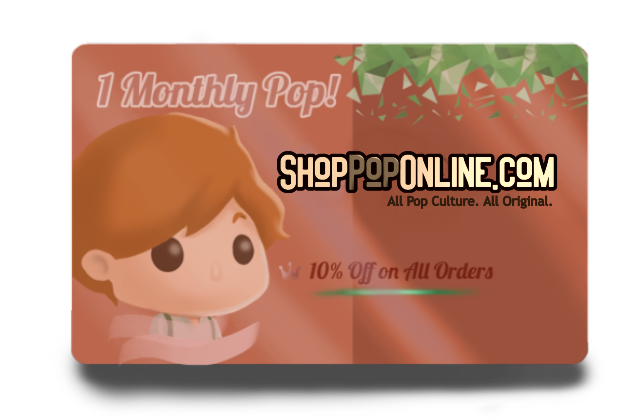 Pop! Club Standard Monthly (Bronze) - ShopPopONLINE