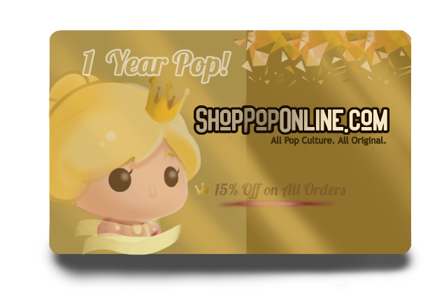 Pop! Club Standard Annual (Gold) - ShopPopONLINE