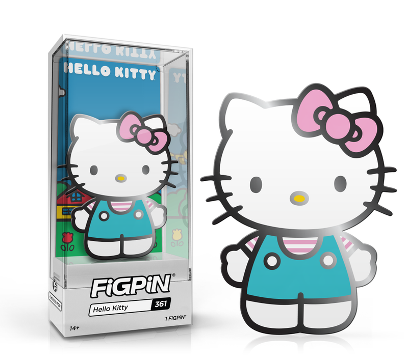 FiGPiN Classic: Sanrio - Hello Kitty
