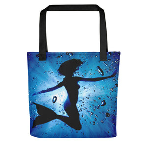 "Tote Bag<br />""Mermaid"""