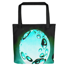 "Load image into Gallery viewer, Tote Bag<br />""Aquazone"""