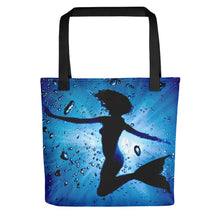"Load image into Gallery viewer, Tote Bag<br />""Mermaid"""