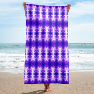 "Bath/Beach Towel<br /> ""Tribe"""
