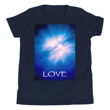 "Load image into Gallery viewer, Kids T-Shirt <br />""Love"""