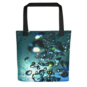 "Tote Bag<br />""Here"""