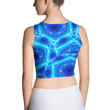 Load image into Gallery viewer, Sublimation Cut & Sew Crop Top