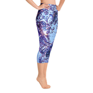 Yoga Capri Leggings
