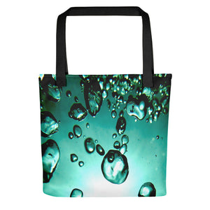 "Tote Bag<br />""Aquazone"""